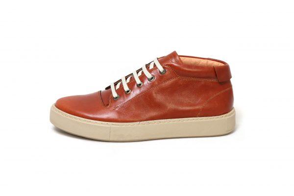 کفش چرم مردانه ونس