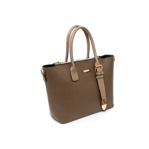 کیف چرم زنانه مدل کمربندی