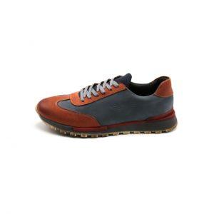 کفش کتونی ورزشی چرم مردانه