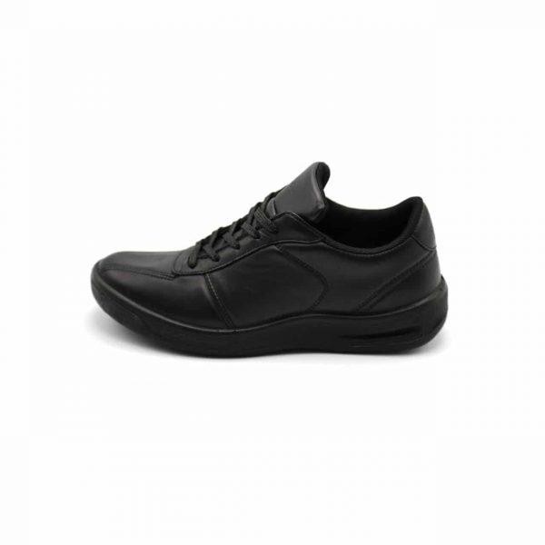 کفش کتونی چرم مردانه آداک
