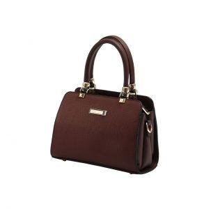 کیف دستی قهوه ای زنانه