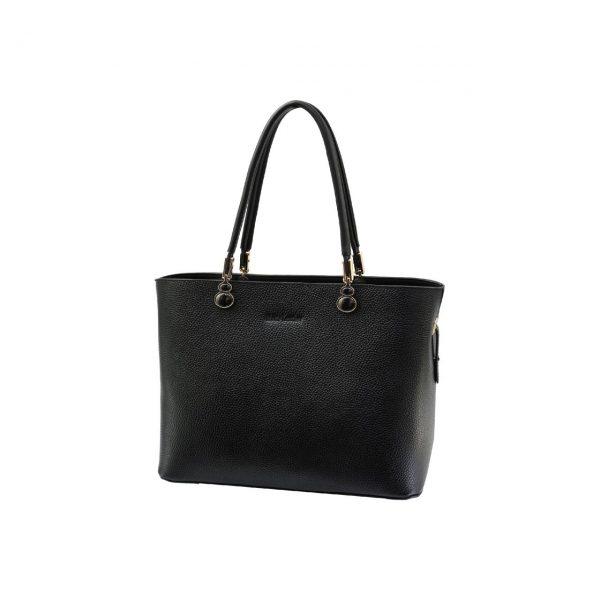 کیف مشکی چرم زنانه