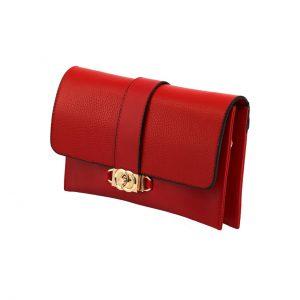 کیف مجلسی قرمز زنانه