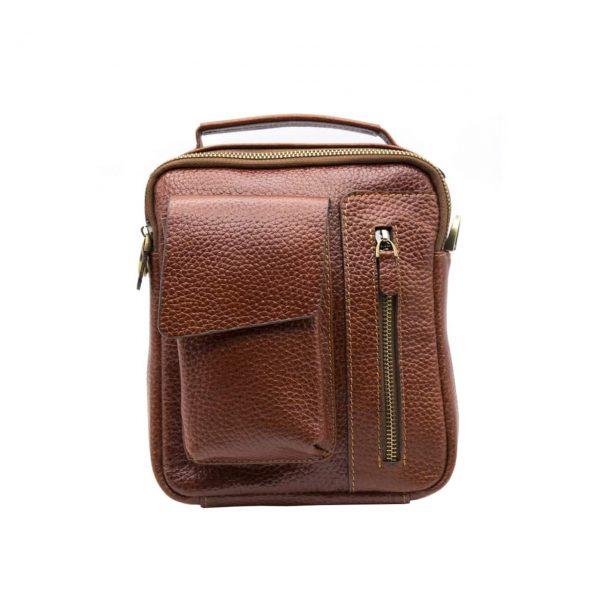 کیف دوشی چرم مردانه