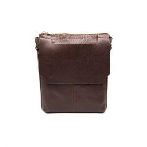 کیف دوشی چرم دو طرفه
