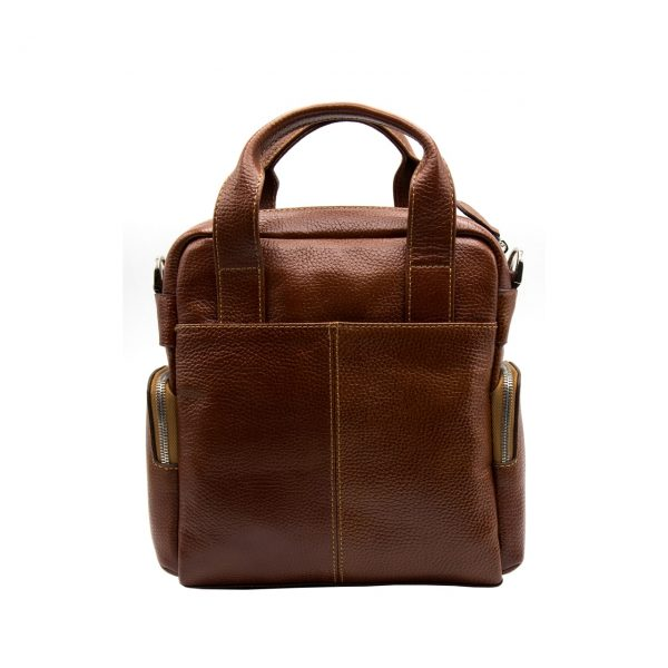 خرید کیف قهوه ای مردانه