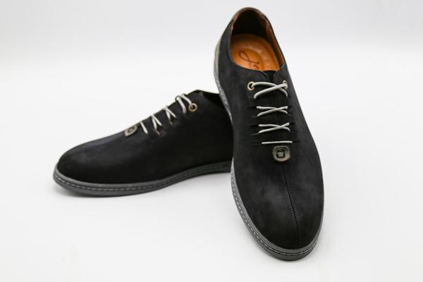 کفش تمام چرم مردانه