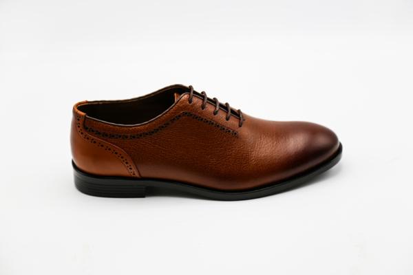 کفش رسمی تمام چرم مردانه