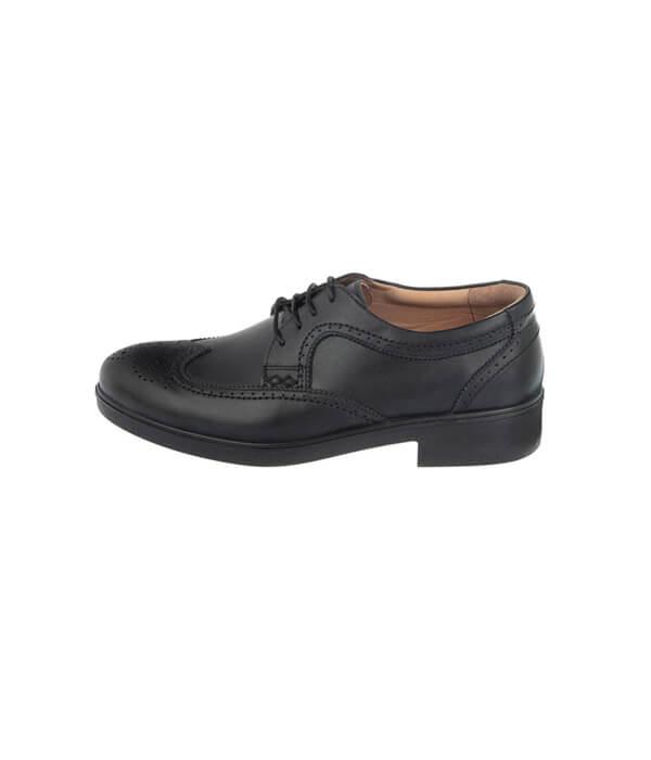 کفش تمام چرم مردانه رسمی