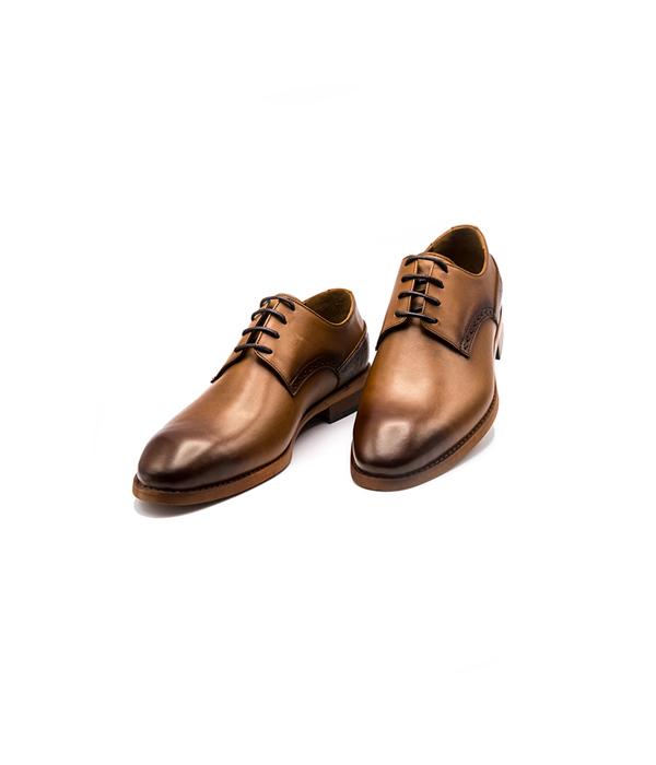 کفش چرم رسمی مردانه شیک