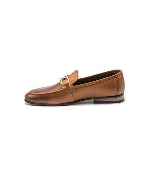 کفش چرم کالج مردانه