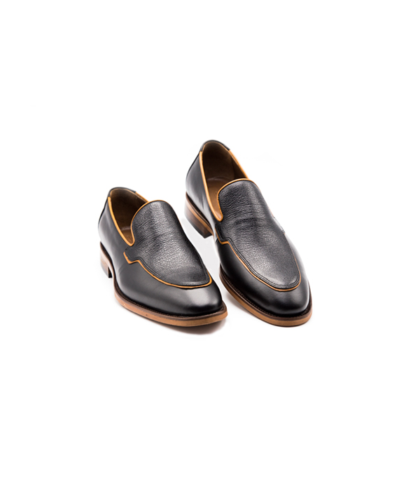 کفش تمام چرم کلاسیک مردانه بسیاز شیک