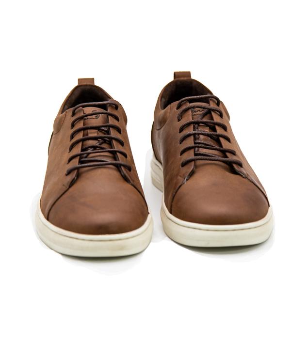 کفش مردانه چرم جدید
