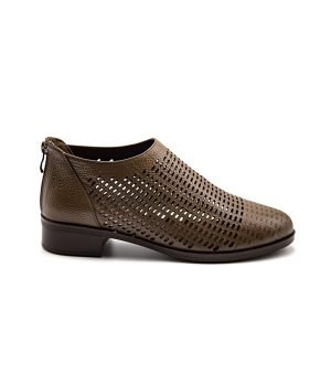 کفش چرم رسمی زنانه مدرن