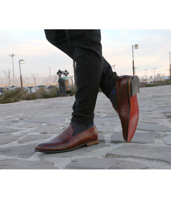 کفش تمام چرم مردانه مجلسی نرم و سبک