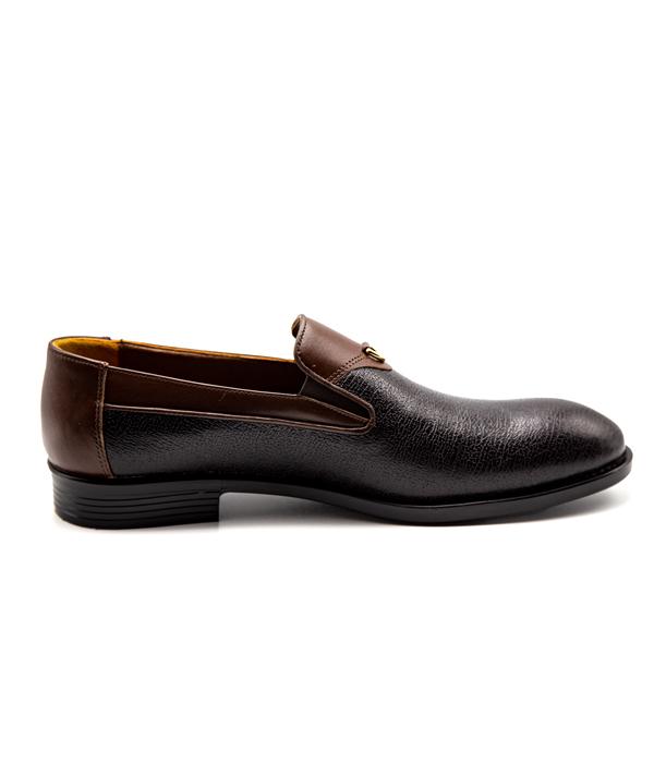 کفش تمام چرم مردانه طبی