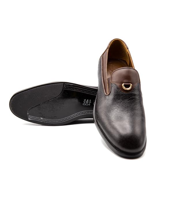کفش تمام چرم مردانه سبک