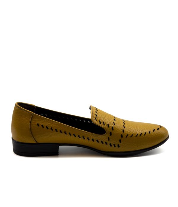 کفش چرم زنانه رسمی