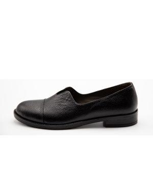 کفش چرم زنانه کلاسیک کفه طبی