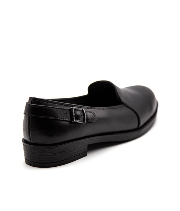 کفش چرم زنانه راحتی