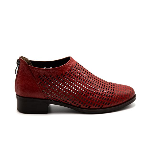 کفش چرم رسمی زنانه چرم طبیعی