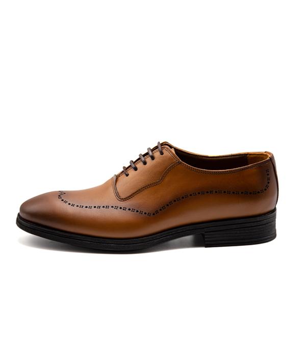 کفش چرم مردانه رسمی