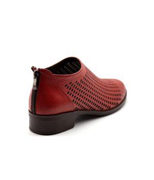 کفش چرم رسمی زنانه طبی