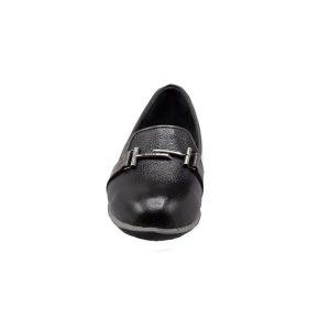 کفش چرم اداری زنانه بسیار راحت