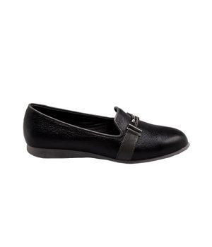کفش چرم اداری زنانه