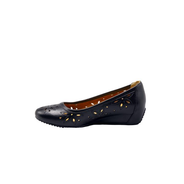 کفش مجلسی چرم زنانه راحتی