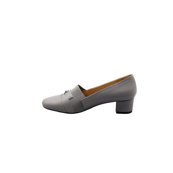 کفش تمام چرم زنانه روزمره