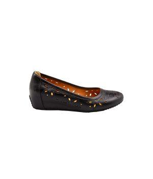 کفش مجلسی چرم زنانه