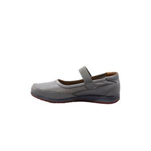کفش چرم زنانه راحتی چرم طبیعی