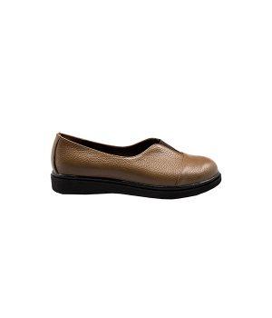 کفش چرم روزمره زنانه